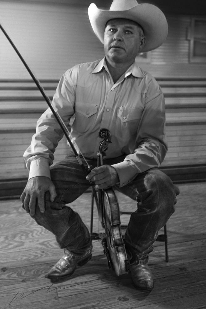 Fiddle Contestant Photography Art | Harry John Kerker Photo Artist