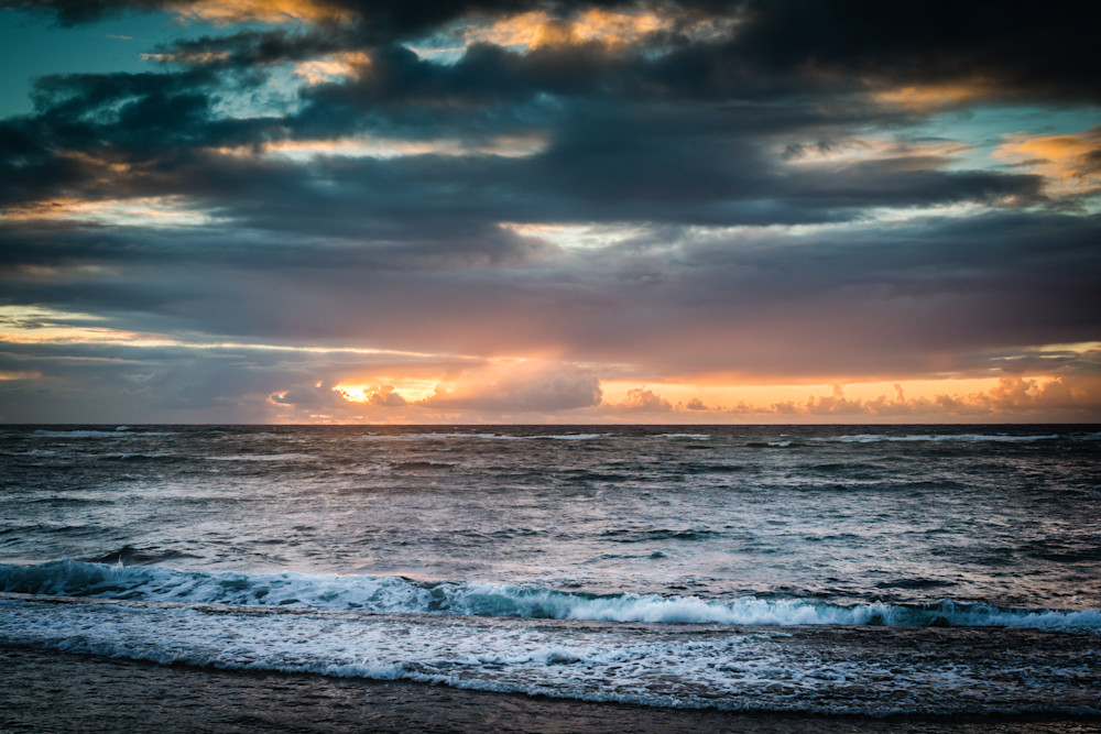 Hawaiian Sunrise is a fine art photograph available for purchase.
