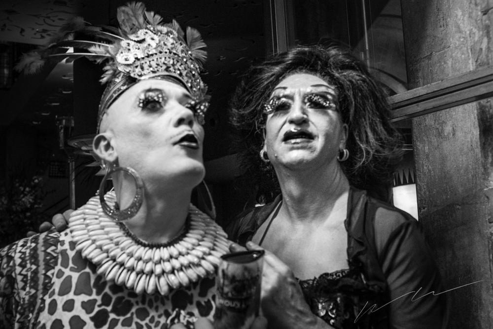 Blowing Kisses Photography Art | Harry John Kerker Photo Artist