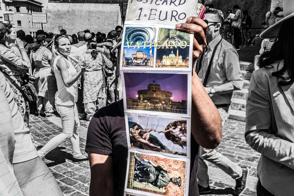 Postcards From Roma Photography Art | Harry John Kerker Photo Artist