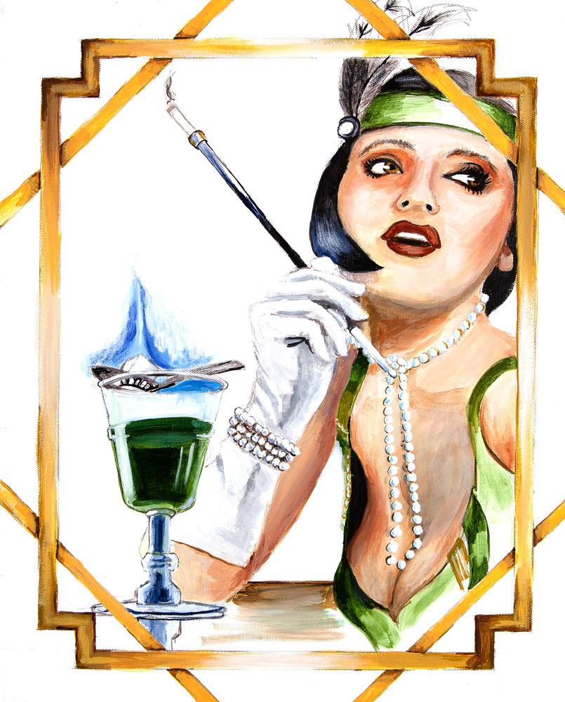 Absinthe in the 20s