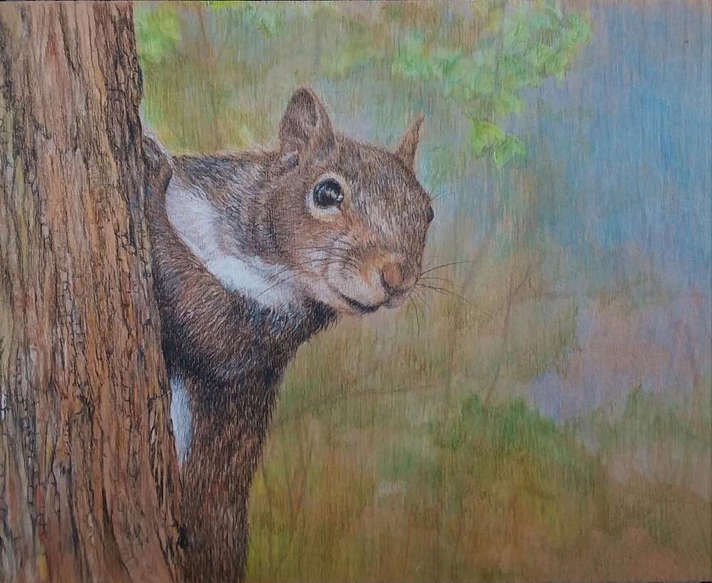 Nuts? Art | Lori Vogel Studio