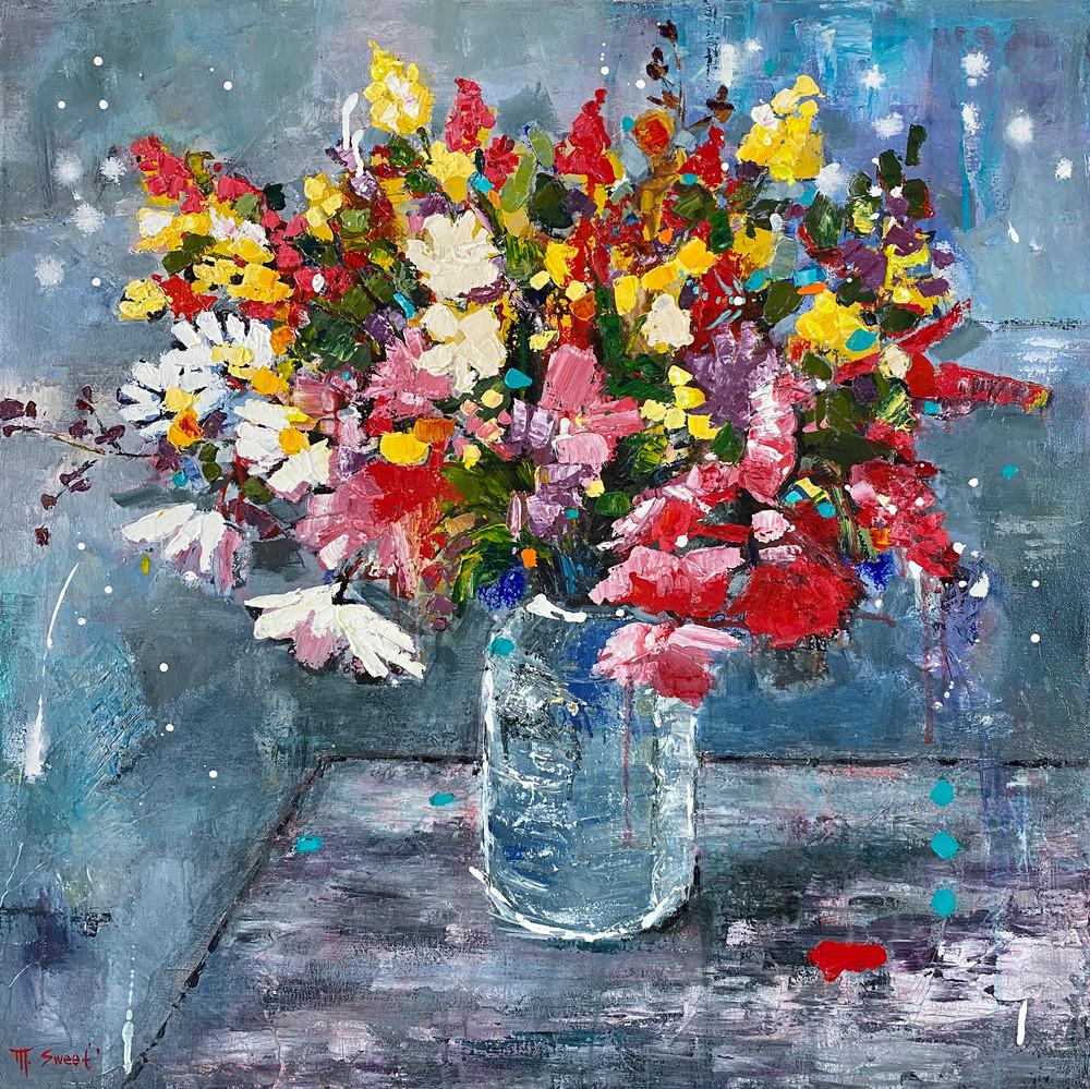 Flower Power (Print) Art   Marissa Sweet