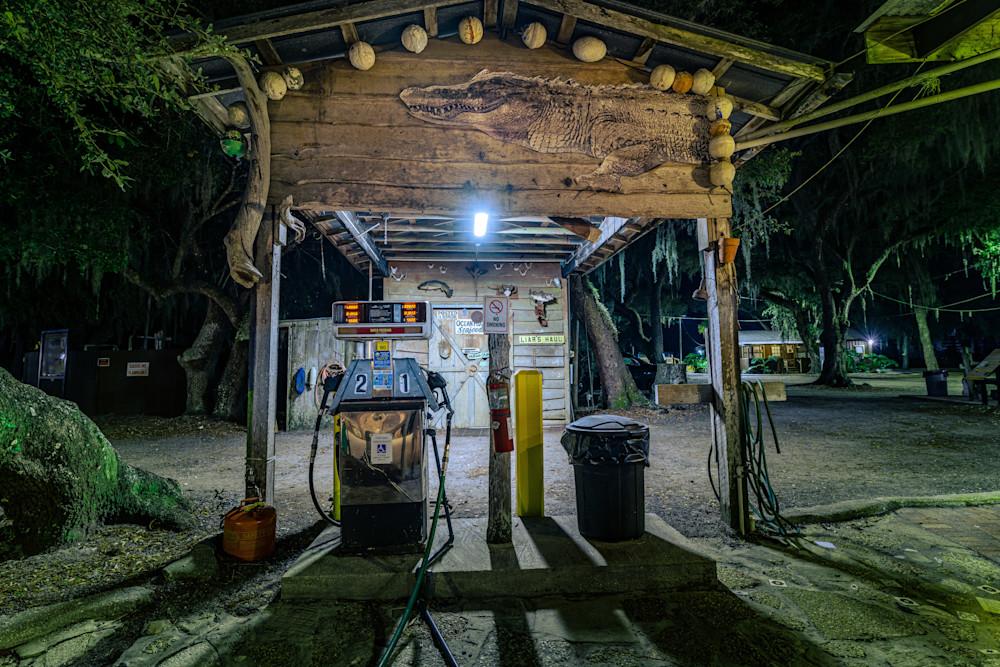 Fill Er' Up At Camp Mack! Photography Art   kramkranphoto