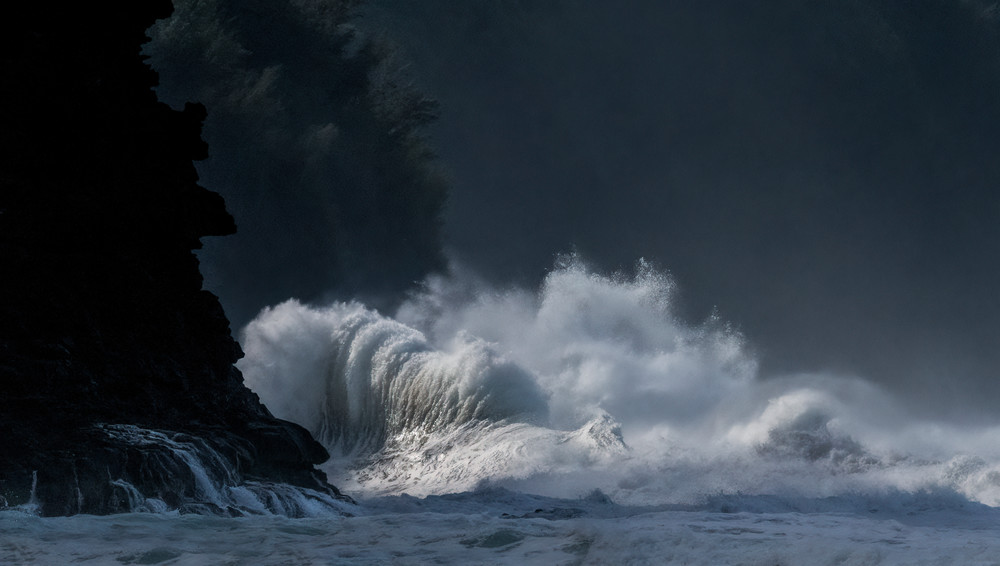 Visual Gifts From The Sea Photography Art | Ed Sancious - Stillness In Change