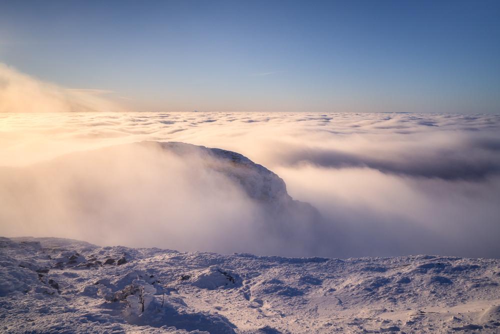 Chin Winter Inversion