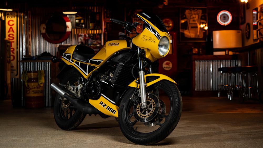 Rz350 Garage Photography Art | Christopher Scott Photography
