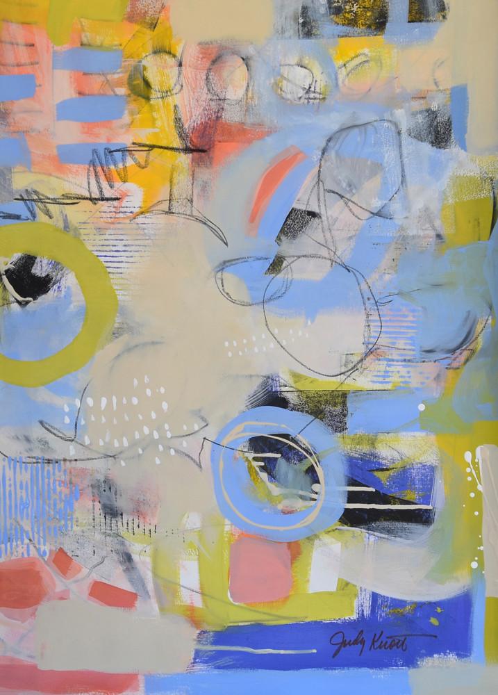 Circling The Area Art | KnottJust Art