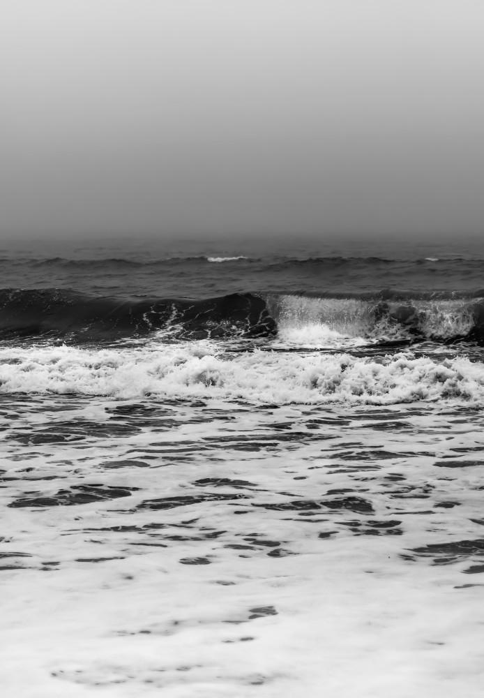 Marina Waves #2 Art | James Alfred Friesen