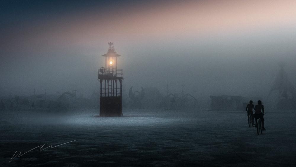 Follow The Beacon Photography Art | Harry John Kerker Photo Artist