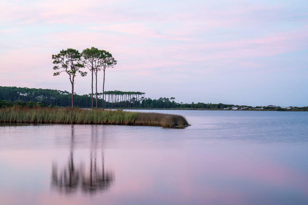 Western Lake Summer Sunrise Art | Modus Photography