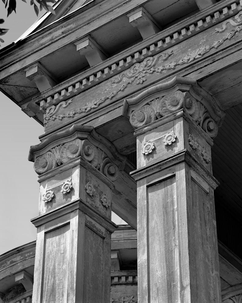 Bloor House, Circa 1897, Manor, Texas Photography Art   Rick Gardner Photography