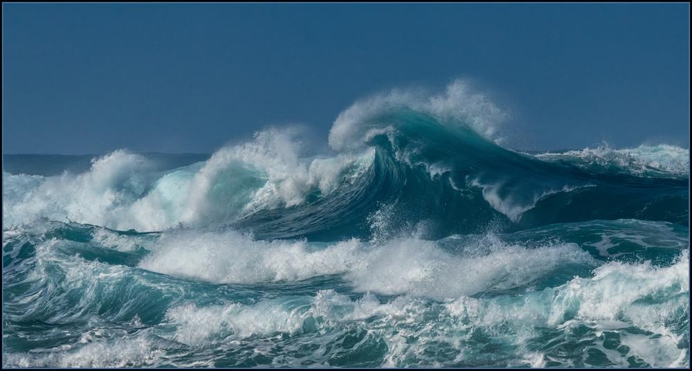 Turbulent Fluidity Photography Art | Ed Sancious - Stillness In Change