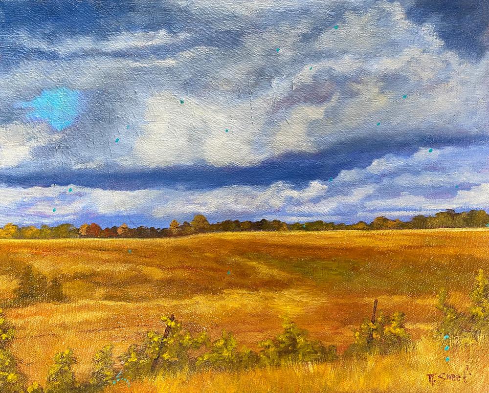 Country Road (Print) Art   Marissa Sweet