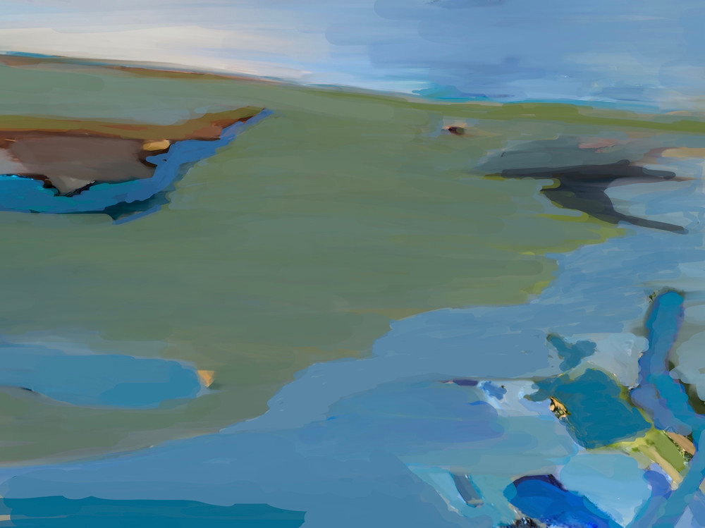Somewhere Over Ireland #2 Art | Peter Anderson Studio