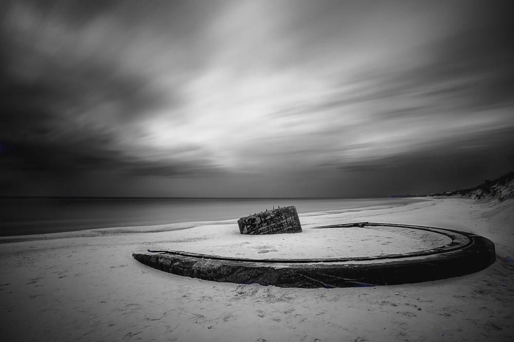 Hurricane Michael Photography Art | Silver Sun Photography