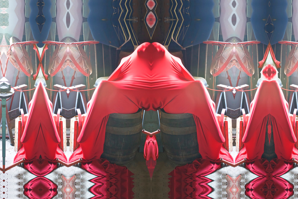Photographic surrealism by Marsha Gray Carrington