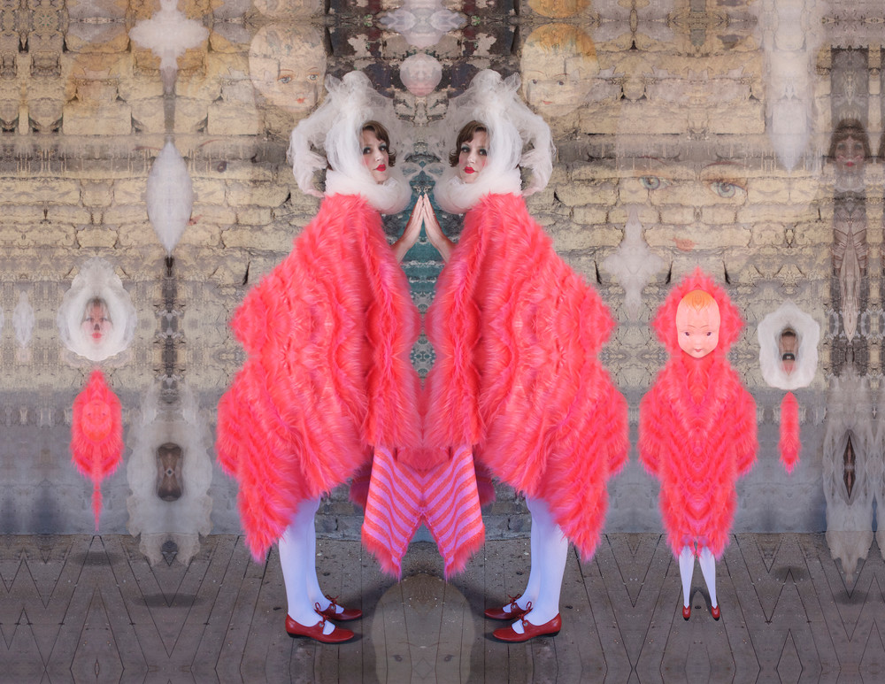 Marsha Carrington photographic surrealism print