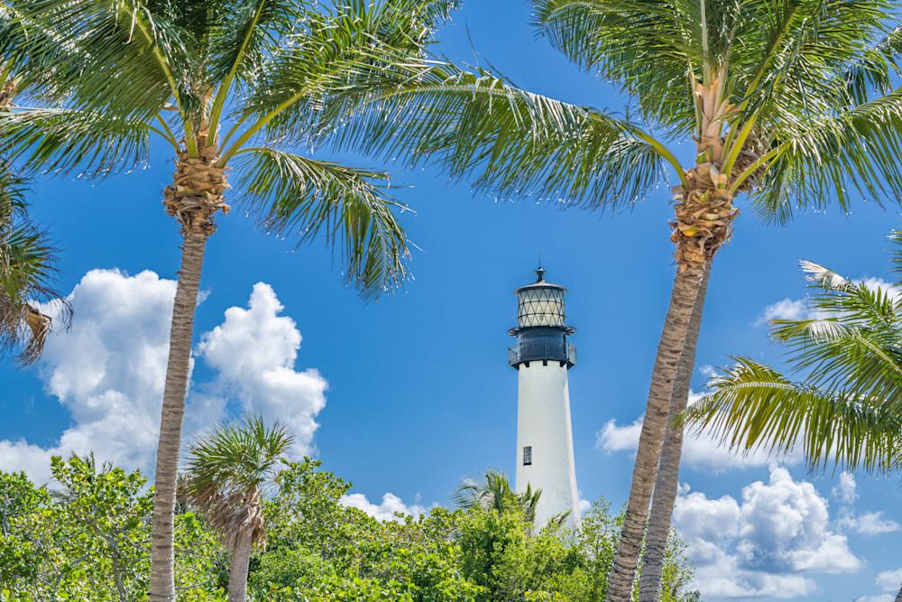 Cape Florida Lighthouse Photography Art | kramkranphoto