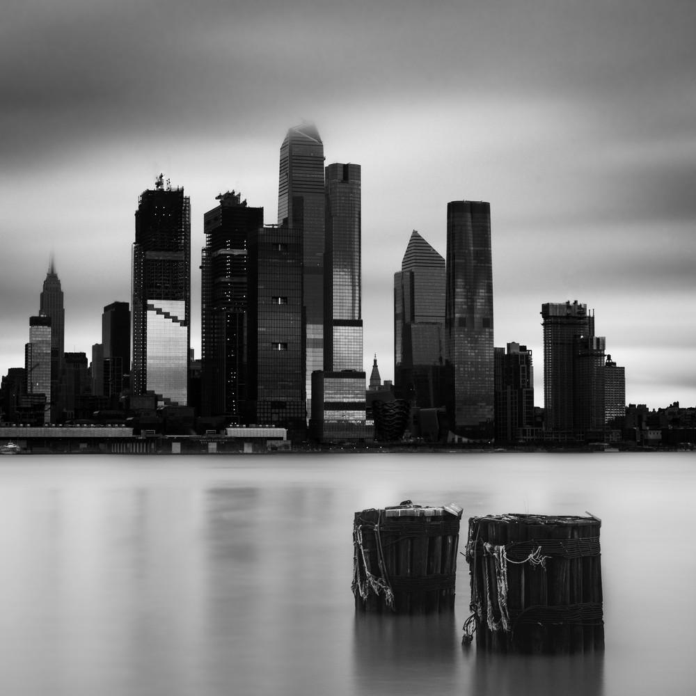 Skyline Photography Art | Silver Sun Photography