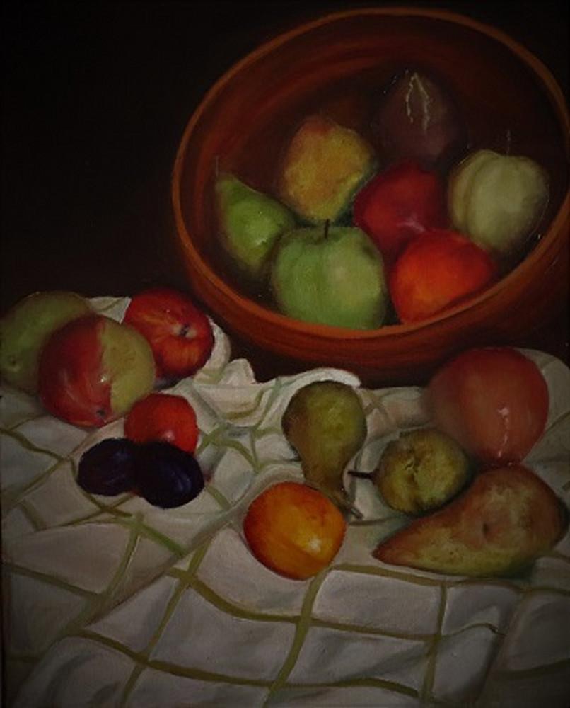 Apples And Pears Art | Scott Dyer Fine Art
