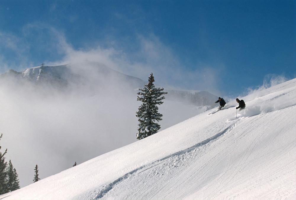 Crags Summit