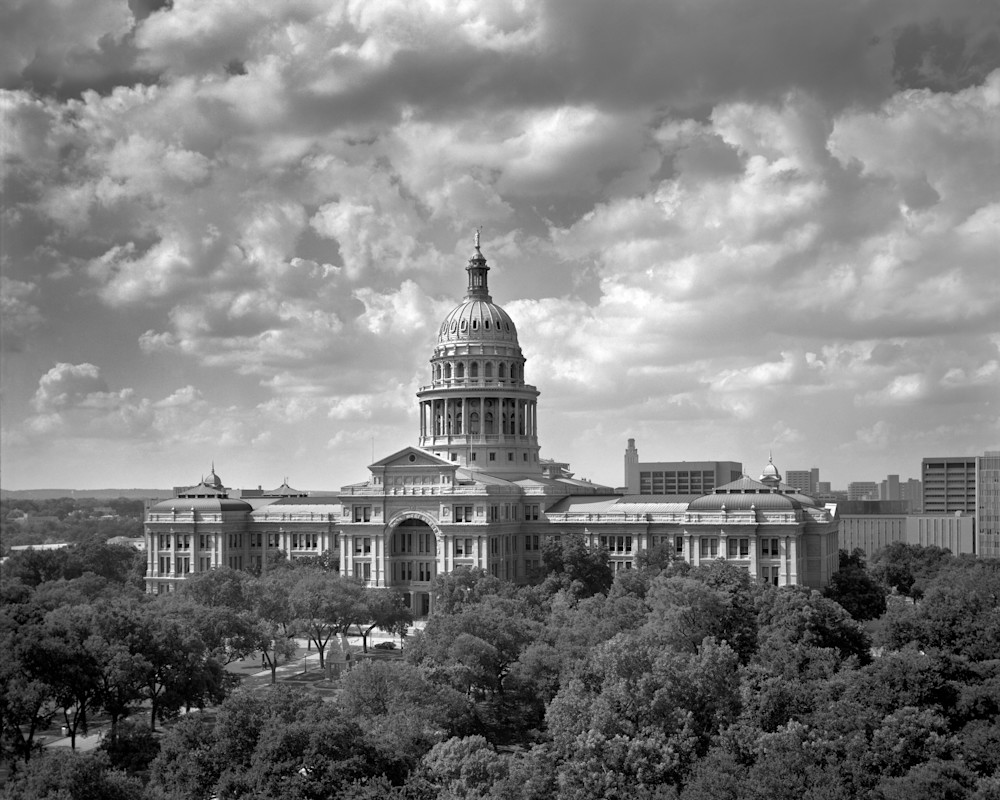 Texas State Capitol, Austin Photography Art | Rick Gardner Photography