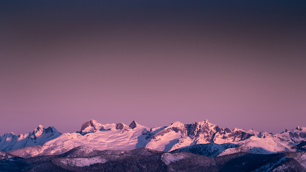 Tom Weager Photography - Valhalla Sunrise