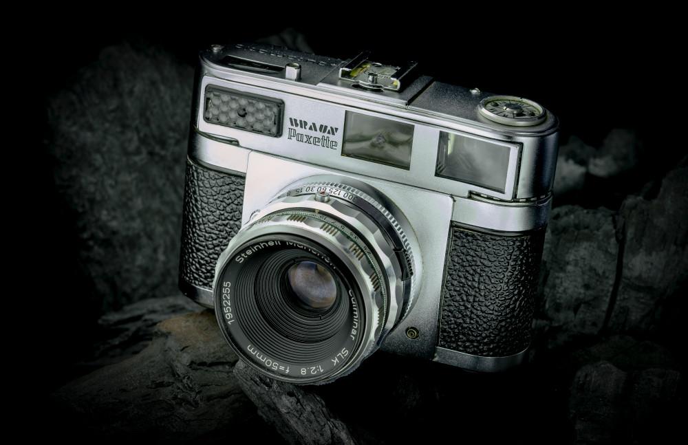Vintage Camera Photography Art   Christian Redermayer Photography