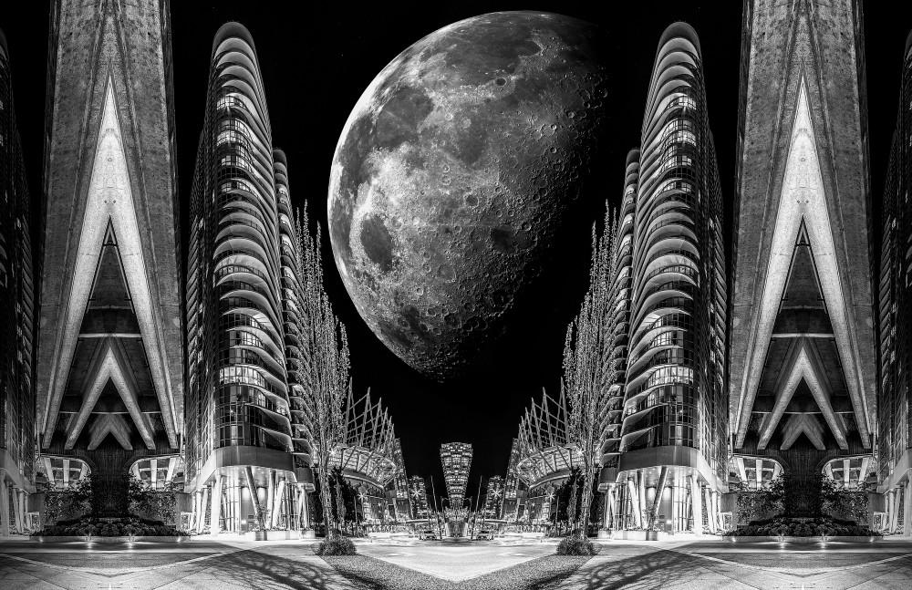 Silver Moon - Christian Redermayer Photography