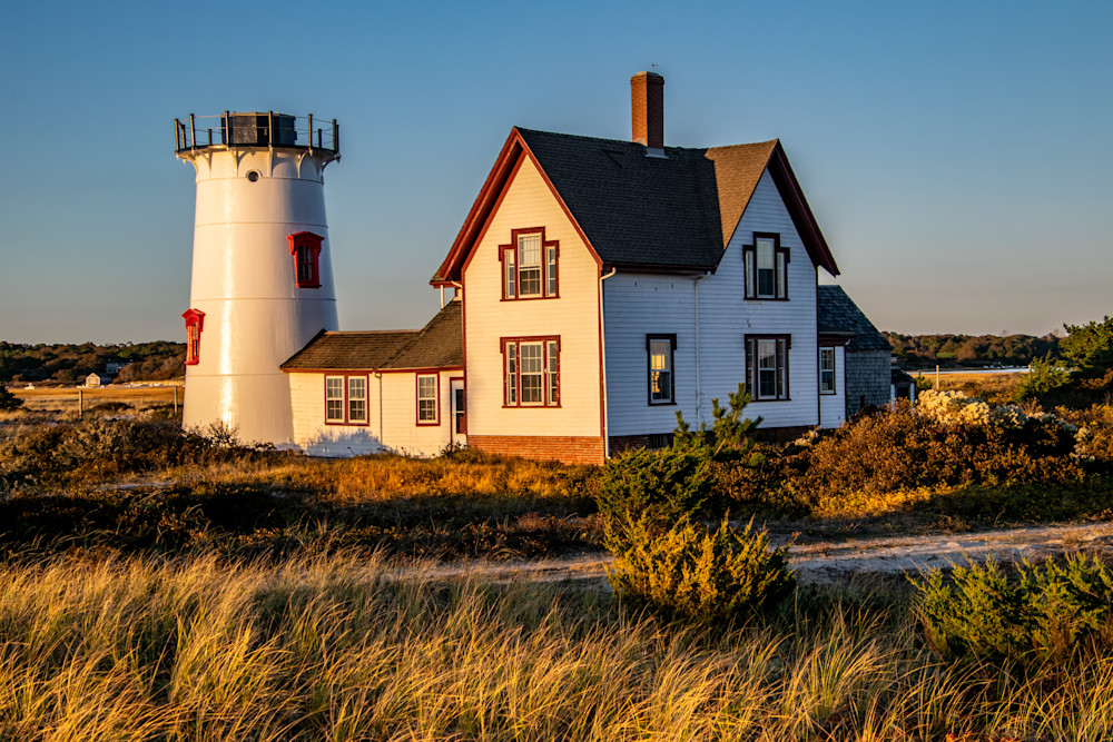 Autumn Light Photography Art | The Colors of Chatham
