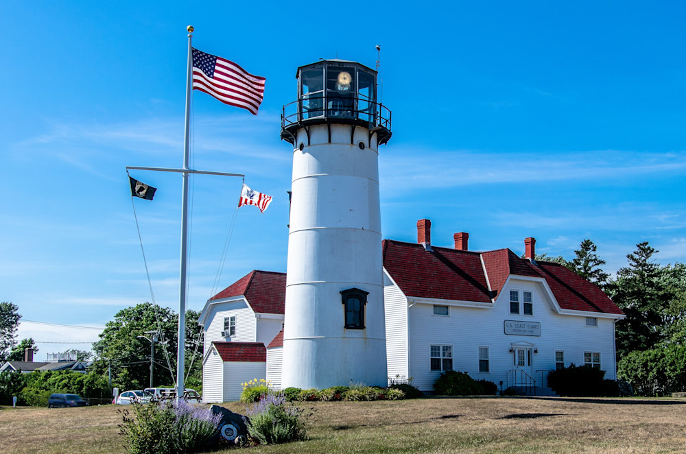 Chatham Light Photography Art   The Colors of Chatham