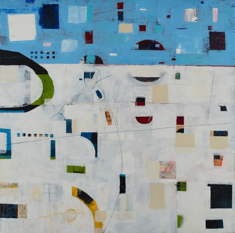 Modern Living Art | Wanderlust in ART