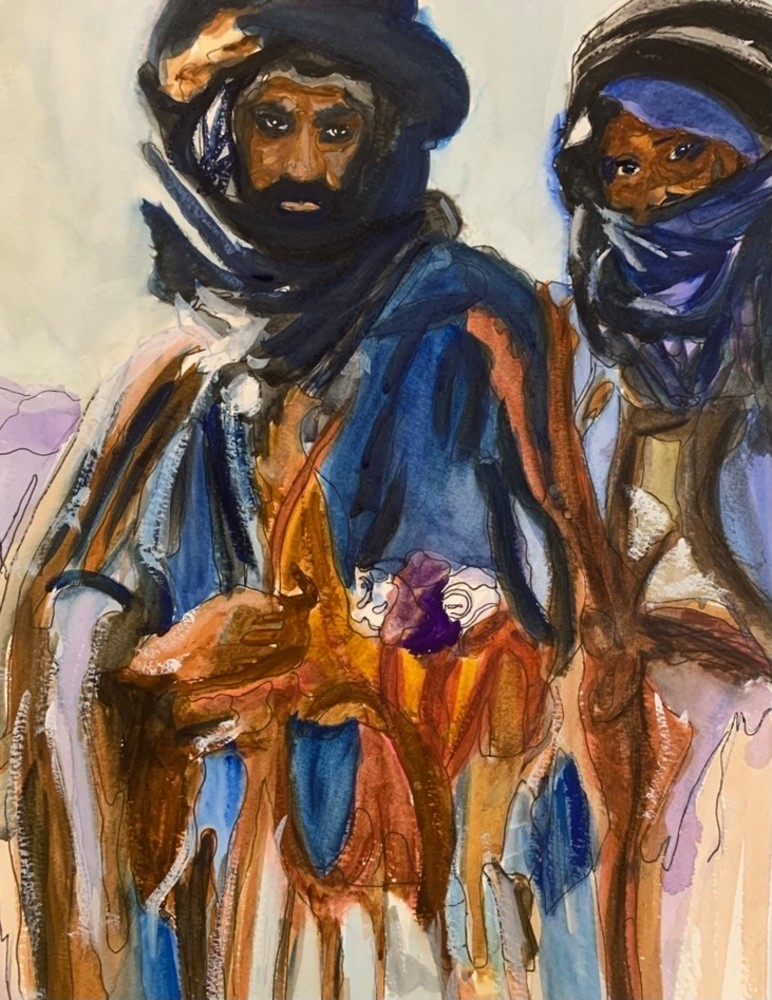 Bedouins Art | Scott Dyer Fine Art