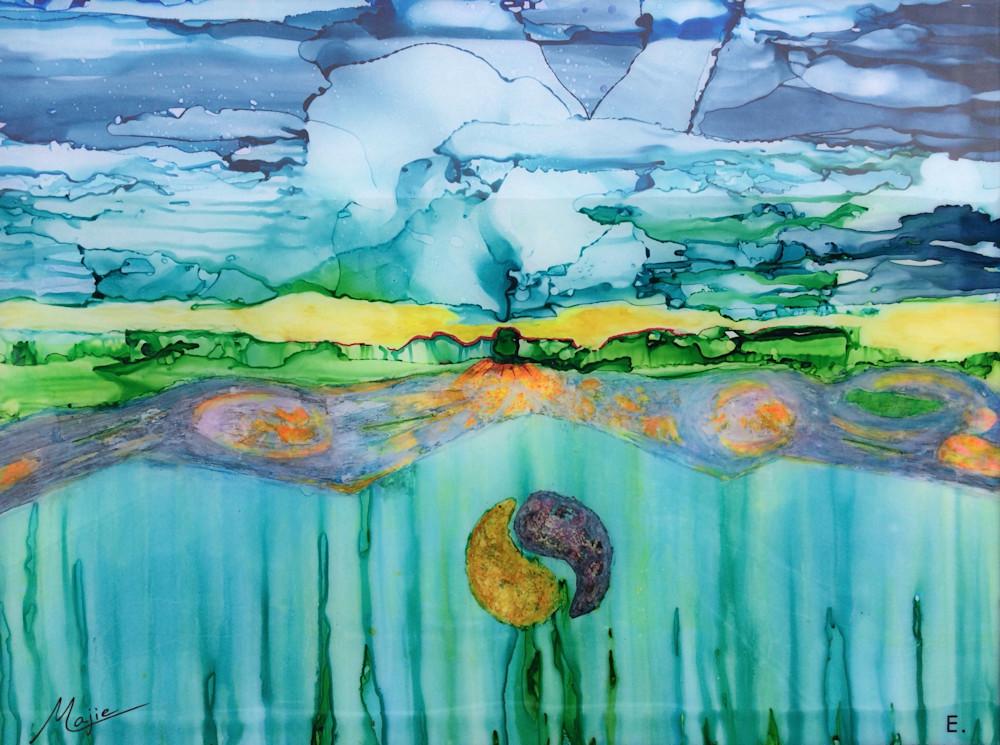 Weathering The Storm  Art   Maitri Studio