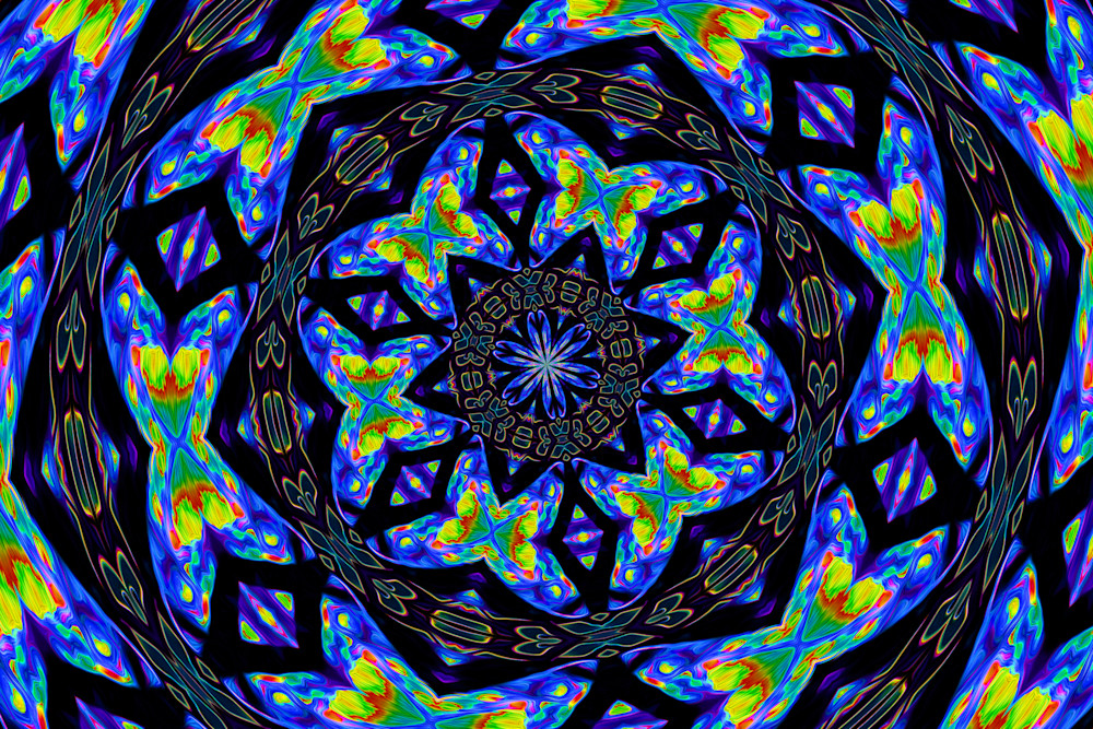 Blacque Star   Art | Oz Fine Art Studio
