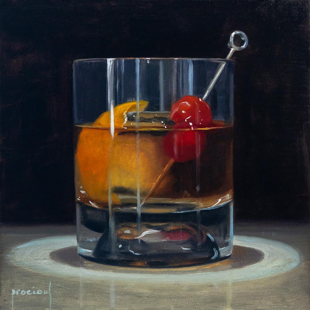 Old Fashioned Art | Romanova Art