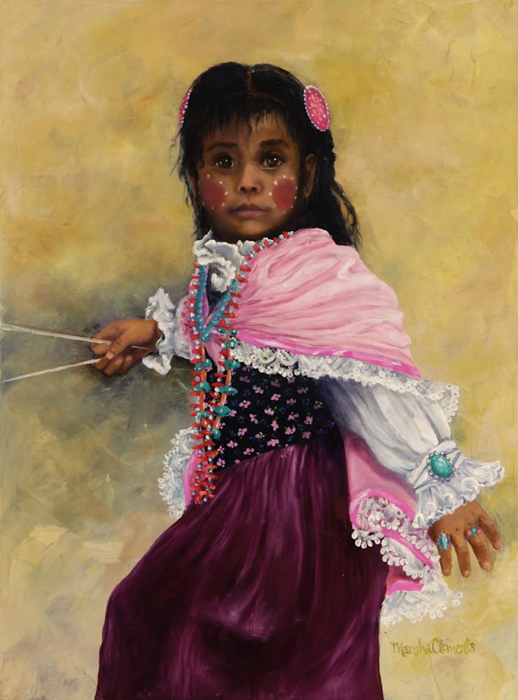 Pretty In Pink Art | Marsha Clements Art