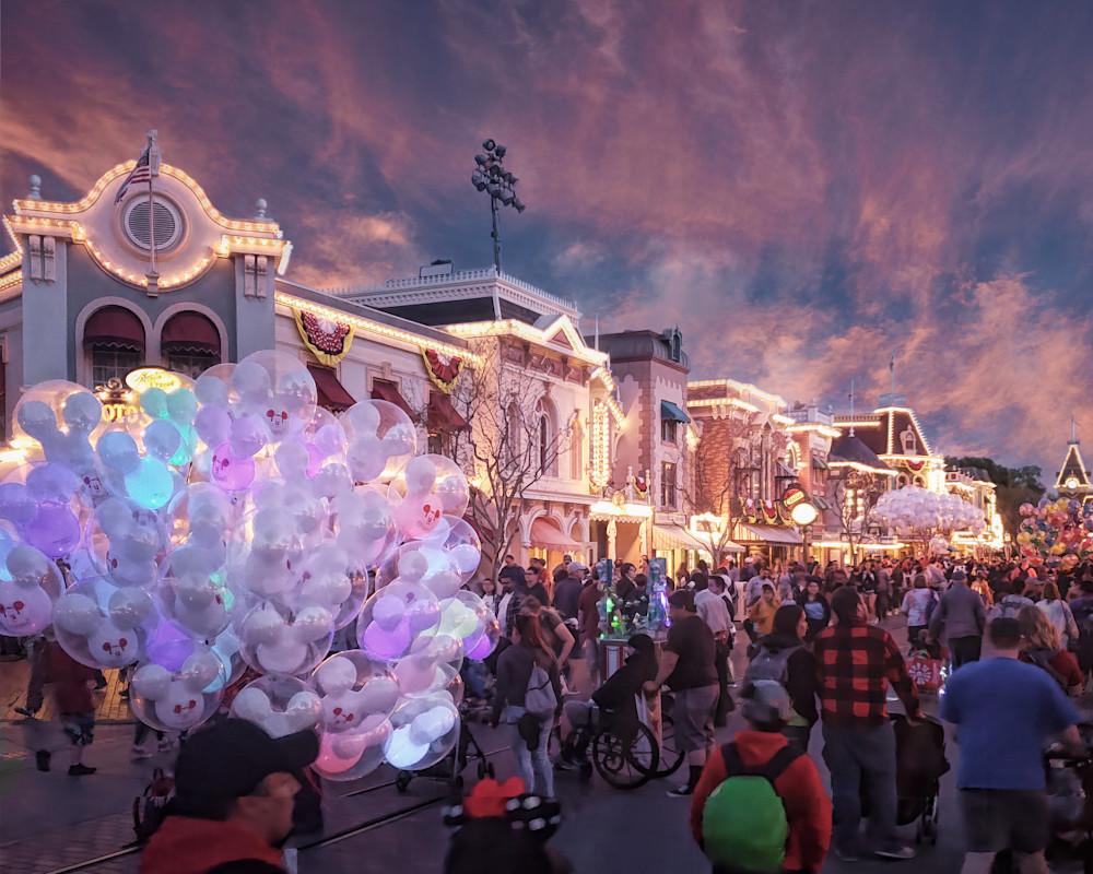 Main Street Happy Art | Light Pixie Studio