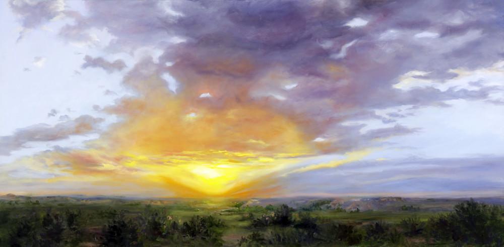 Sunrise Sunset Art | Marsha Clements Art