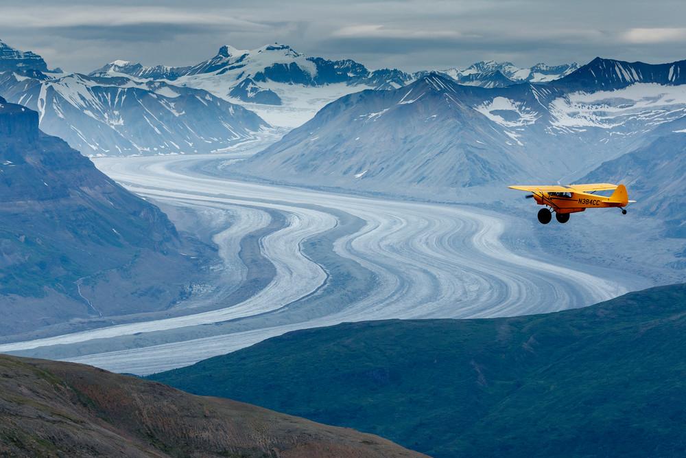 Cub Glacier