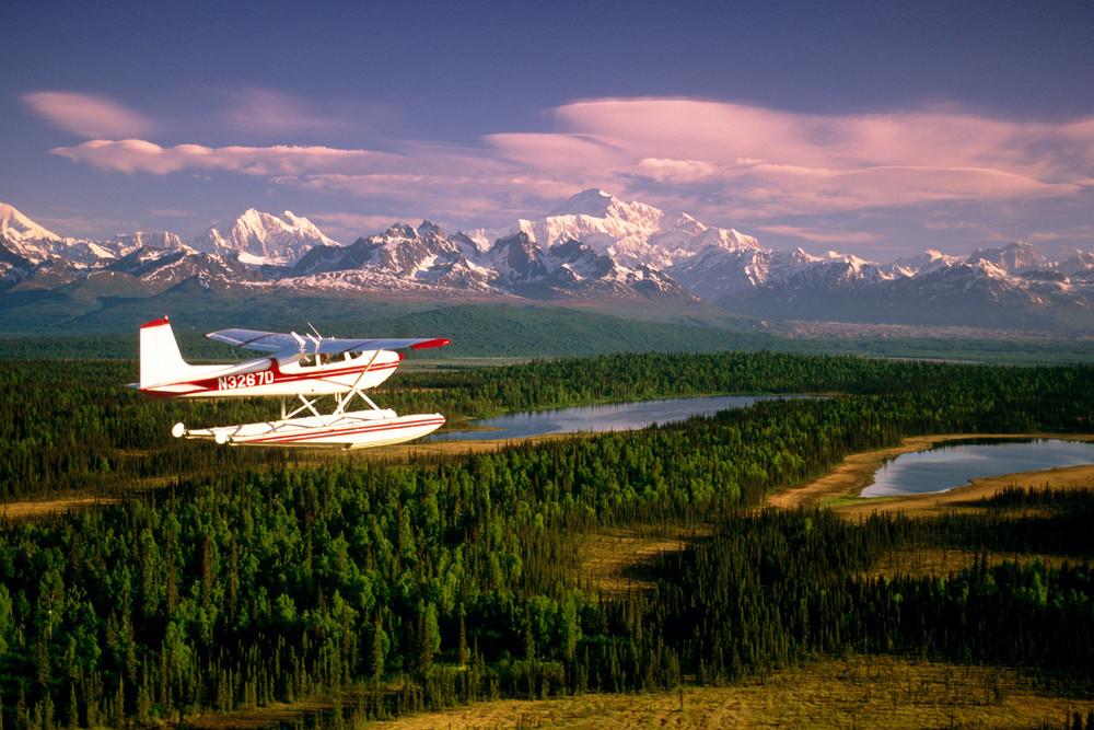 Flight to Denali 67D