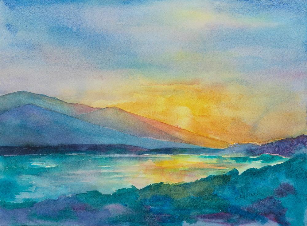 Irish Sunrise Art | ArtByPattyKane