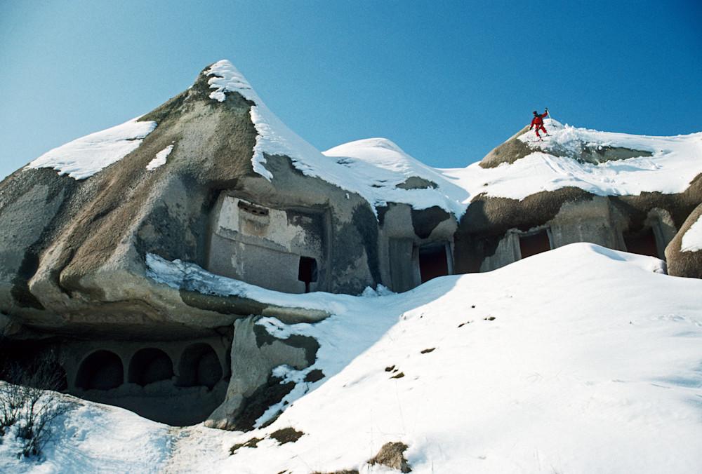Cappadocia, Turkey, Dan Egan