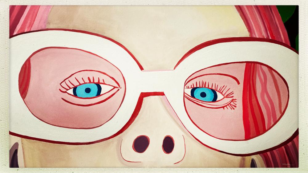 Glasses Joanna