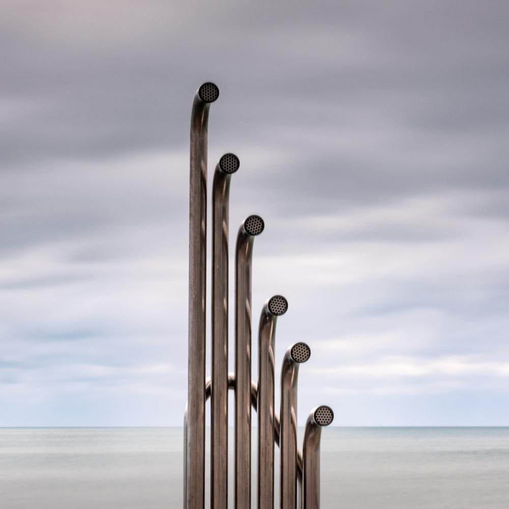 Boscombe Pier Tembos Art | Roy Fraser Photographer