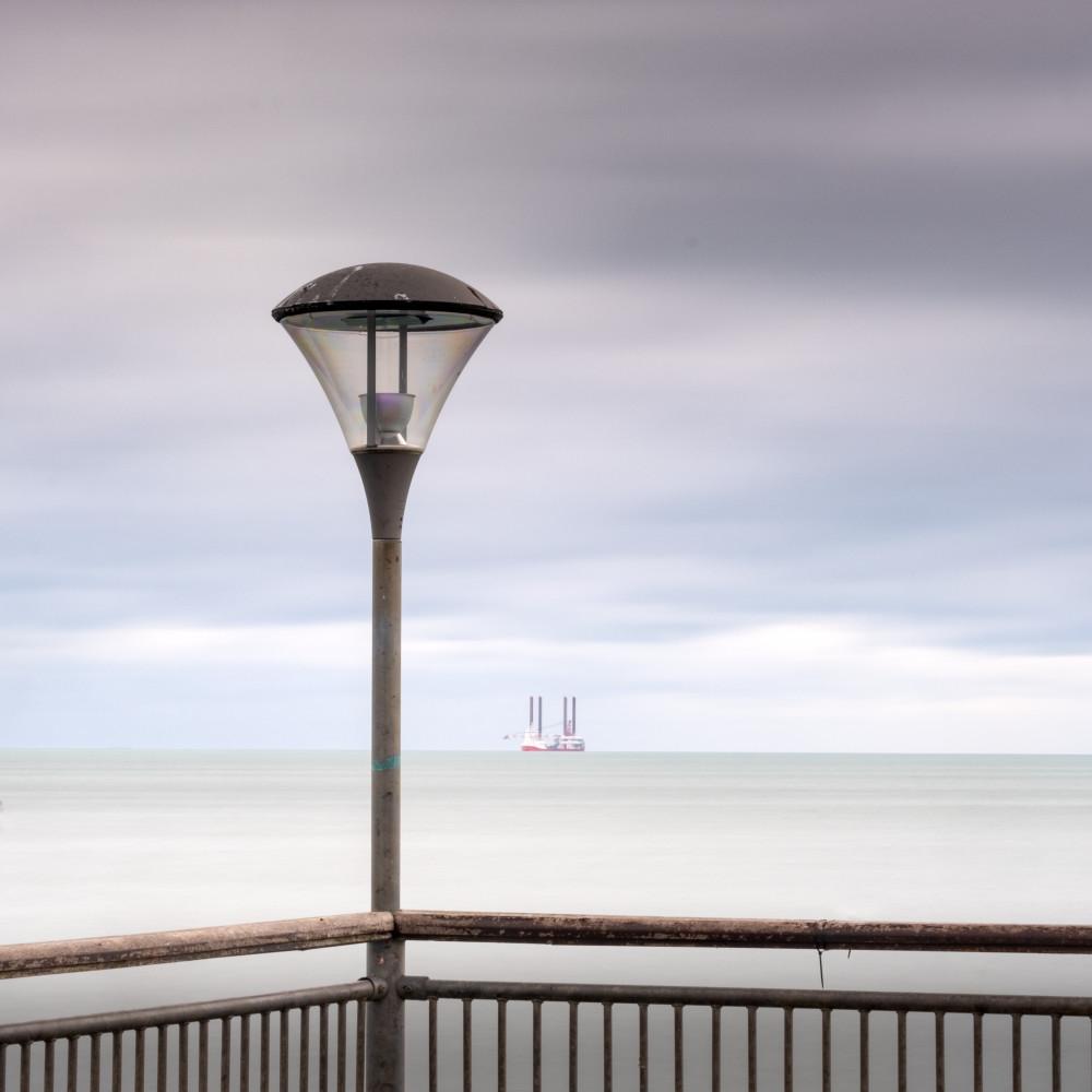 Boscombe Pier Light Study1 Art | Roy Fraser Photographer