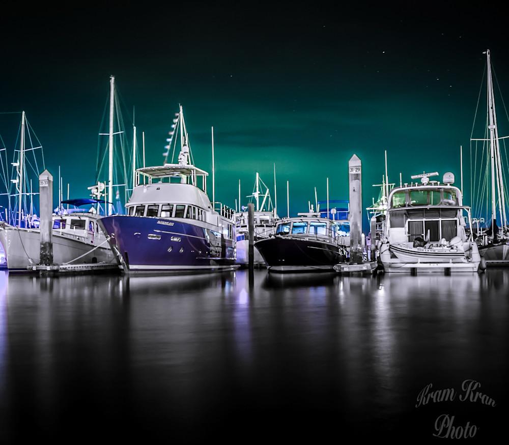 Marina Magic Photography Art | kramkranphoto