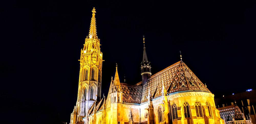 Budapest Grandeur, Number Seven Photography Art   Photoissimo - Fine Art Photography