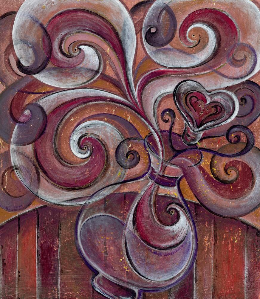 Sweet Aroma Art | Kim P. Bartholomew